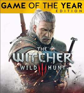 The Witcher 3: Wild Hunt – Game of the Year Edition (PS4 & PS5) für 9,99€ (PSN Store)