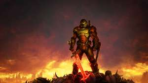 Playstation Store   DOOM Eternal Deluxe Edition PS4&PS5 Version