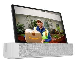 Lenovo Smart Tab M10 HD Plus mit Smart Dock