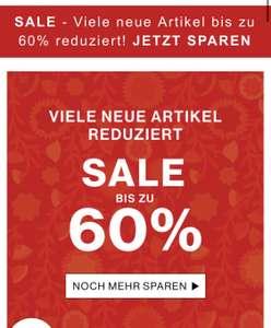 Deerberg Naturmode bis zu 60% im Sale! Damenmode/ Schuhe/ Bettwäsche