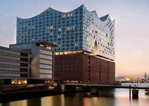 Übernachtung in der Elbphilharmonie im The Westin 4* Hotel inkl. Frühstück