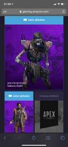 Apex Legends Prime Skins