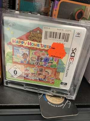 [Lokal - Real Schwedt/Oder] - Animal Crossing Happy Home Designer 3DS