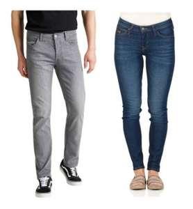 [Jeans-Direct] Lee Jeans ab 24,98€ inkl. Versand zB.: Damen Jeans Scarlett oder Herren Jeans Daren Regular Slim Fit (42,98€)