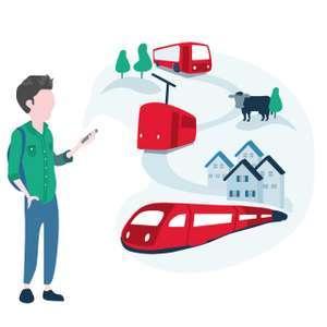 [Abokunden ÖPNV] Bahn & Bus im September 2021 vielerorts ohne Aufpreis nutzbar (VDV-Aktions-Wochen) + verg. Probe-BahnCard 25 #besserweiter