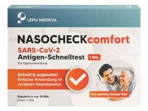 Jawoll Sonderposten: Nasocheck Comfort CoV-2 Antigen -Schnelltest