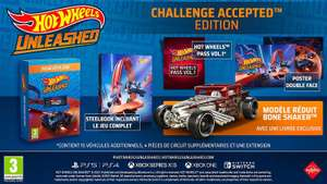Hot Wheels Unleashed - Challenge Accepted Edition, inkl. Steelbook, PS4, PS5, Xbox, Nintendo Switch