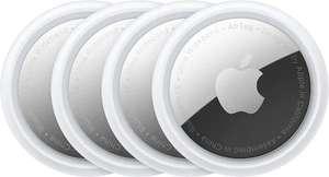 Apple Airtag 4er Vorbestellung (3.9.-2.10.) bei Galaxus.de