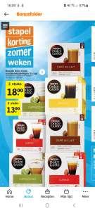 Dolce Gusto bei Albert Heijn NL mit Bonus Card