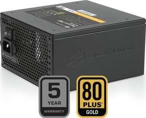 SilentiumPC Supremo FM2 Gold 650W ATX-Netzteil (80 PLUS Gold, vollmodular, 120mm-Lüfter, 5J Garantie)
