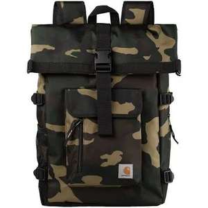 Carhartt WIP Philis Backpack/Rucksack,Volumen: 21,5 Liter, Maße:ca.33 x 50 x 13 cm, Farbe Camo Laurel [hhv.de]