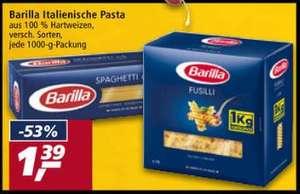 [Real] Barilla Pasta Nudeln für 1,39 € je 1000 g, verschiedene Sorten (15.-17.07.)