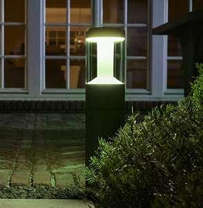 LEDVANCE Smart+ Smarte LED Gartenpylone mit Bluetooth, 50cm Höhe, Lichtfarbe änderbar (2000-6500K), RGB, App für 43,99€ (Amazon)