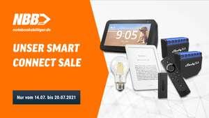 NBB Smart Connect Sale: Diverse Produkte von Amazon, Nedis, Popp & Shelly