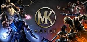 [android + ios] 100% Free Diamonds + 1000 Souls für Mortal Kombat (nur heute)