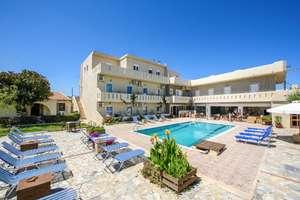 2 Personen 1 Woche Kreta inkl. Flüge und sehr gut bewertetes Apartment im Oktober z.B. ab Dortmund