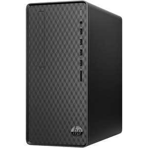 HP M01 Desktop PC M01-F1111ng (Ryzen 5 4600G 3.7GHz, 8GB RAM, 256GB SSD NVMe, WLAN, Bluetooth)