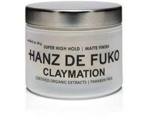 Hanz De Fuko CLAYMATION 56G Haargel