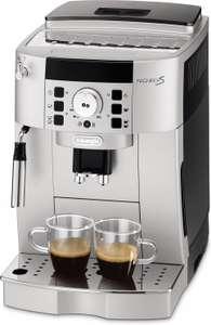 De'Longhi Magnifica S ECAM 22.110.SB Kaffeevollautomat (1450W, 15bar, 1.8l Wasser, 250g Bohnen, 13-stufiges Mahlwerk, Brühgruppe entnehmbar)