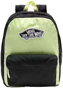 Vans Realm Rucksack (22 L) Farbe Hot Coral (14,95€) und Sunny Lime (12,79€) [Prime]