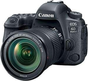 Canon EOS 6D Mark II mit Kit 24-105 mm IS STM Objektiv