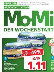 Butter (KAERGÄRDEN) 49% Billiger bei Kaufland