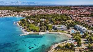 Zadar im August - Flüge ab Karlsruhe z.B. 19.-26.08. für 30€ p.P.