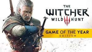 Humble Bundle | THE WITCHER® 3: WILD HUNT GAME OF THE YEAR EDITION | GoG DRM frei