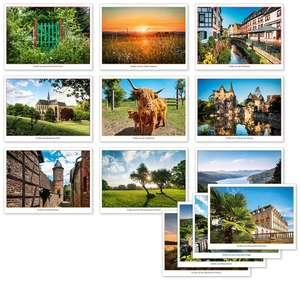 [VRS] [EchtPost] Gratis bis zu 3 Postkarten mit Eifelmotiven verschicken
