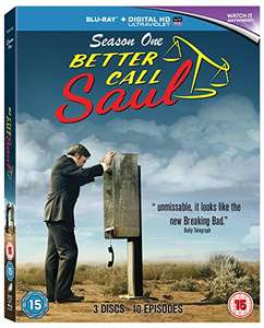 [Prime] Better Call Saul - Staffel 1 (Blu-ray) für 2,34€