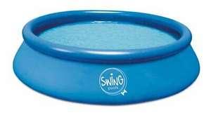ABKÜHLUNG - Quick-Up Pool für wenig Geld