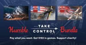 Humble Take Control Bundle (Steam) ab 1€