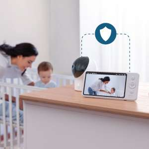 Eufy Security SpaceView Video Babyphone (Corporate Benefits)