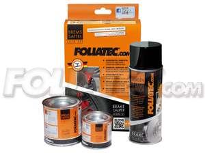 Foliatec Bremssattel-Lack-Set silber (A.T.U Filiale)