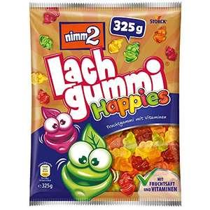 nimm2 Lachgummi Happies (1 x 325g) Fruchtgummi - Amazon Prime