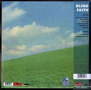 Blind Faith - Blind Faith auf Vinyl (gratis Versand mit Prime)