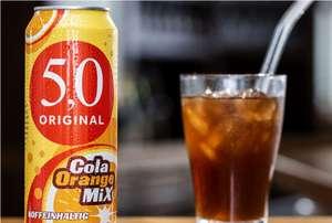Cola Orange Mix 5,0 Original 0,5 Liter für 39 Cent [Thomas Philipps Filiale]