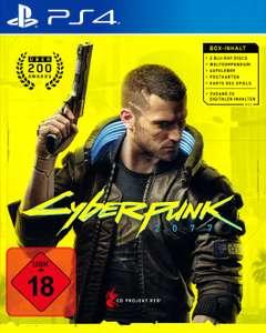 Lokal - Cyberpunk 2077 - Day One Editon (PS4/Xbox One/PC) für 20€ (Media Markt Duisburg Großenbaum)