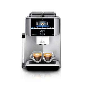 [Für uns Shop] SIEMENS Kaffeevollautomat EQ.9 plus connect s700 Edelstahl TI9578X1DE