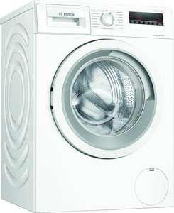 Bosch Serie 4 WAN28K20 8kg A+++/C Waschmaschine (1400rpm, Mengenautomatik, Nachlegefunktion, Kindersicherung) Lieferung zum Aufstellort