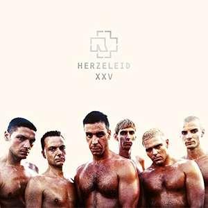 Rammstein - Herzeleid XXV Anniversary Edition für 7,49 € bei Amazon Prime