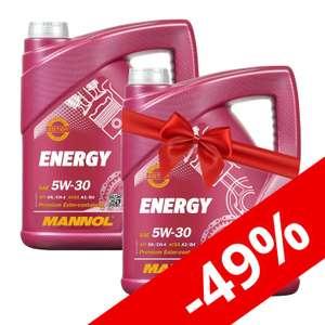 10l MANNOL 5W-30 Energy teilsynthetisches Motoröl