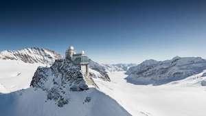 [Schweiz] 50% Rabatt auf die regulären Einzelpreise zum Jungfraujoch – Top of Europe für Deutsche Bahn Kunden