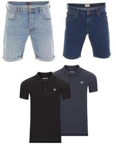 Stufensparen bei Jeans Direct: 30% Rabatt ab 100€ Bestellwert oder 20% Rabatt ab 75€ Bestellwert - siehe Dealtext für Beispiele