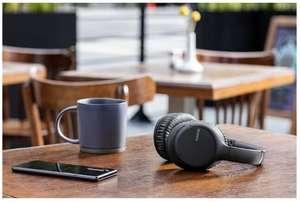 Sony WH-CH710N Bluetooth Kopfhörer (Noise Cancelling, 35 Std. Akku, Around-Ear-Style, Freisprecheinrichtung, Mikrofon) für 54,49€ (Proshop)