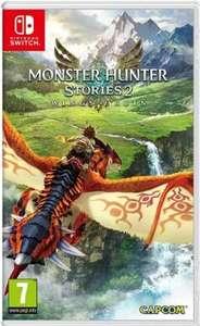 [PEGI] Monster Hunter Stories 2 Wings of Ruin - Switch