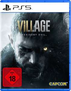 Resident Evil Village (PS5) für 40,40€ (Check24)