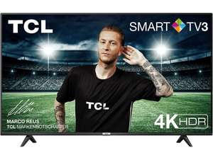 [Amazon] TCL 43AP610 43 Zoll (108 cm) Fernseher, 4K HDR, UHD, Smart TV (Micro dimming, Smart HDR, Dolby Audio, T-cast)