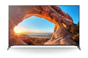 Sony KD65X89JAEP LED TV (65 Zoll (164 cm), 4K UHD, Smart TV, Google TV, USB-Aufnahmefunktion, Sprachsteuerung)