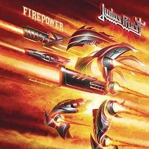 Judas Priest - Firepower CD für 4,99 € bei Amazon Prime